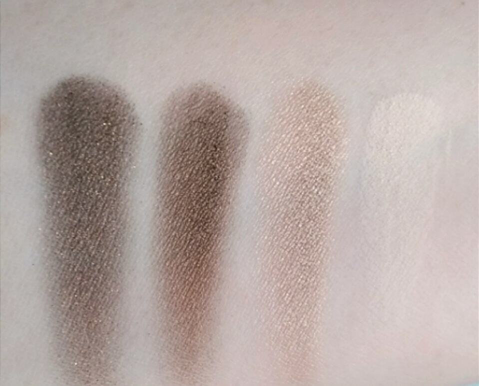 gallery/avon true color quad smokey brown swatch